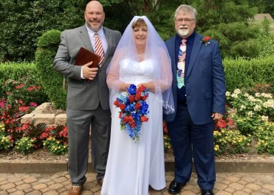 wedding officiant st. louis charles