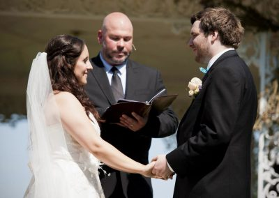 wedding pastor officiant st louis charles