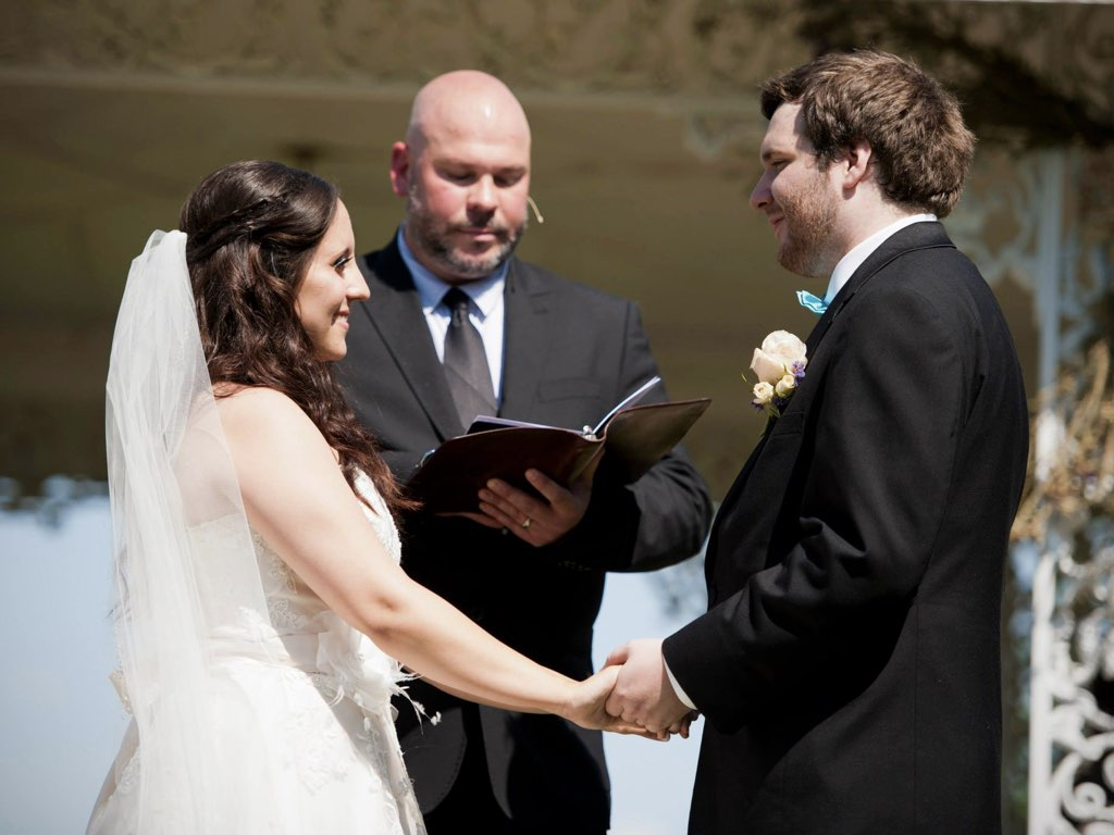 WEDDING officiant St. Louis
